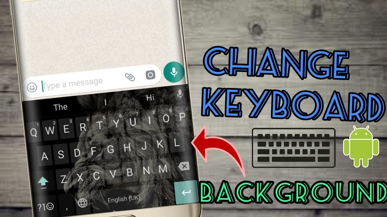 Google uk themes - How To Set Background Image And Themes In Google Keyboard