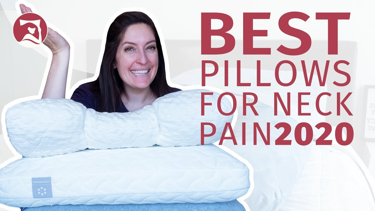 best pillows for neck pain 2020 no pain all gain
