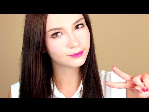 видео: Как сделать КОРЕЙСКИЙ МАКИЯЖ- корейские ТРЕНДЫ