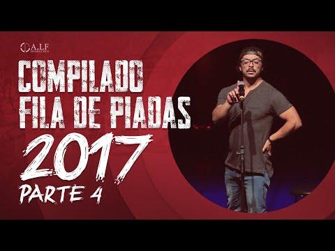 MÁRCIO DONATO - COMPILADO FILA DE PIADAS 2017 - parte 4