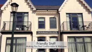 Burlington Hotel in Cleethorpes, Lincolnshire
