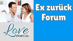 Ex zurück Forum – Hier wird Dir geholfen