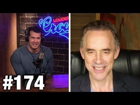 #174 'BRING POST MODERNISM TO ITS KNEES!' (Jordan B. Peterson Uncut) | Louder With Crowder