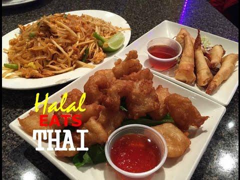HALAL EATS | Fremont | Sala Thai 2 Restaurant