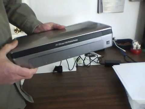 HP Officejet 100 Mobile Printer – Pt. I