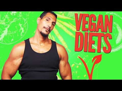 Vegan Diets: Good Option For Building Muscles?