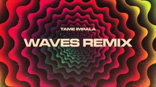 Miguel - Waves (TAME IMPALA REMIX)