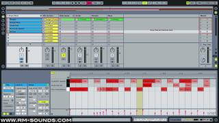 Complex Drums With Ableton's Legato