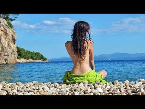 Visiting A Nude Beach! // Best Beaches In Makarska