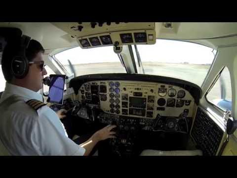 FONIA E CHECKLIST DECOLAGEM E POUSO KING AIR C90GT