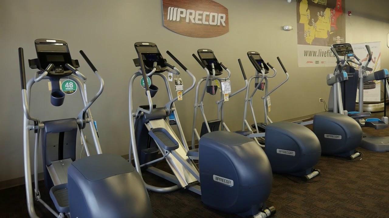 Dayton Ohio G G Fitness Equipment Store