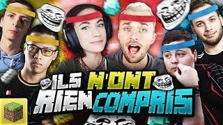 ILS N'ONT RIEN COMPRIS AU MODE ! 😭 (Minecraft ft. Maghla, Mickalow, Akytio, Kinstaar, Sharkk)