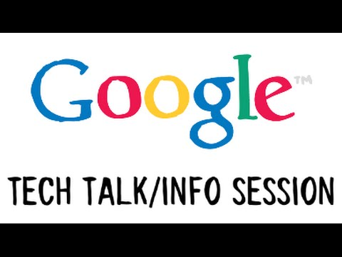 Google Info Session and Hiring Event at UOIT