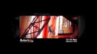 Buildex Exhibition Syria - Tvc 2009