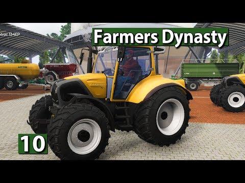 Farmers Dynasty 🚜 EARLY ACCESS Version kommt! ►#10 Lets Play deutsch