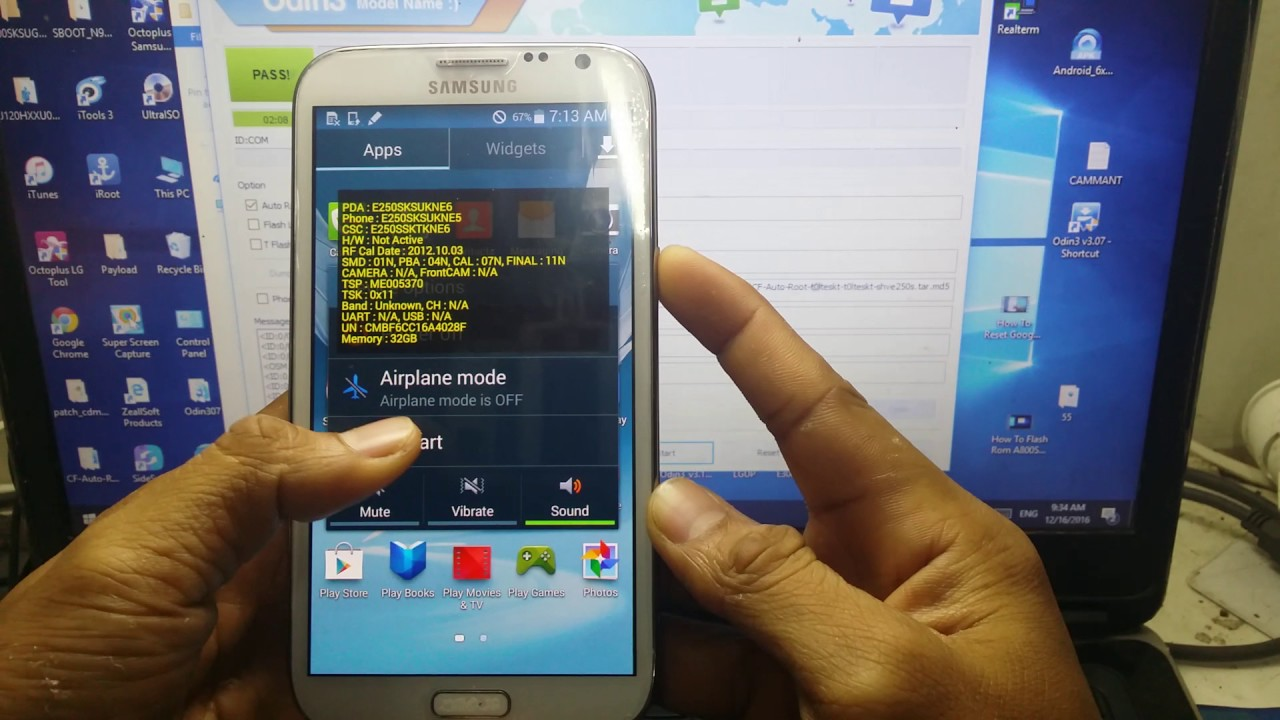 How To Fix Factory Mode ON All Samsung