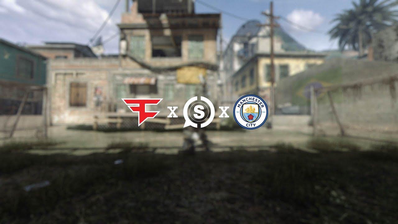 SCUF x FaZe Clan x Man City | SCUF