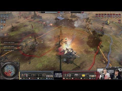 [CoH2] VonIvan(OKW) vs Steffenbk(Soviets)