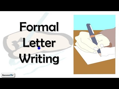 forms of letter writing There are different types of formal letters basically, they all have the same layout styles, salutation and endings however, the information that you include in these letters differ.