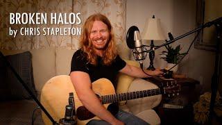 """Broken Halos"" by Chris Stapleton - Adam Pearce (Acoustic Cover)"