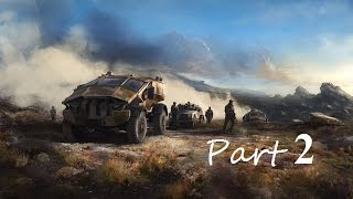 "Arma 3 Campaign Gameplay Walkthrough Part 2 ""Situation Normal"""
