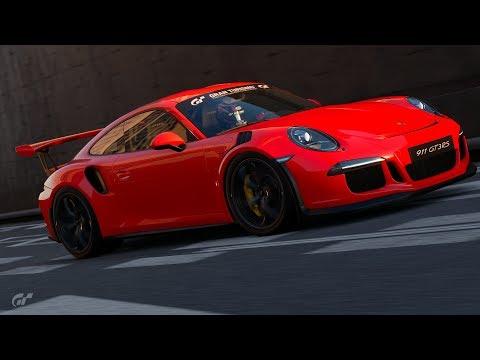 Gran Turismo Sport: Porsche GT outer loop