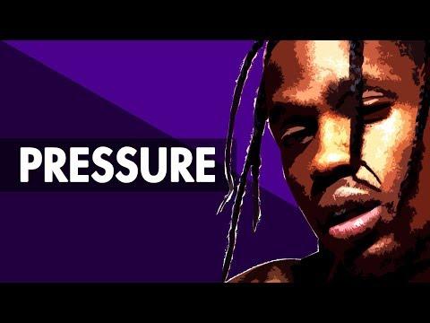 """PRESSURE"" Dark Trap Beat Instrumental 2018   Hard Lit Rap Hiphop Freestyle Trap Type Beat   Free DL"