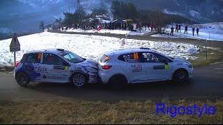 Rallye Monte Carlo 2016 Crash, on the limit by Rigostyle