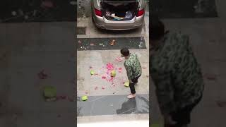 Funny Watermelon Fail