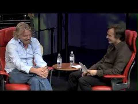 Life at 30,000 feet | Richard Branson