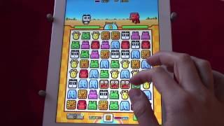 Zoo Keeper Battle iPhone & iPad Gameplay
