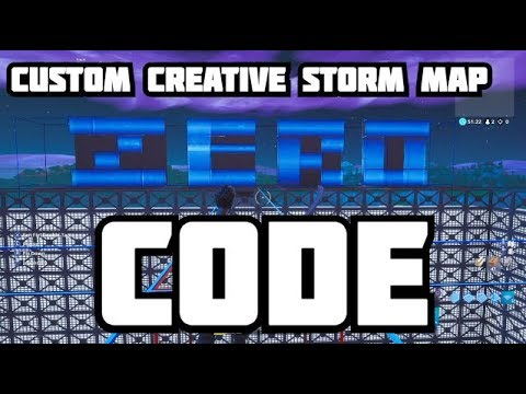 Custom Storm Creative With Code Fun Practice End Game Closing
