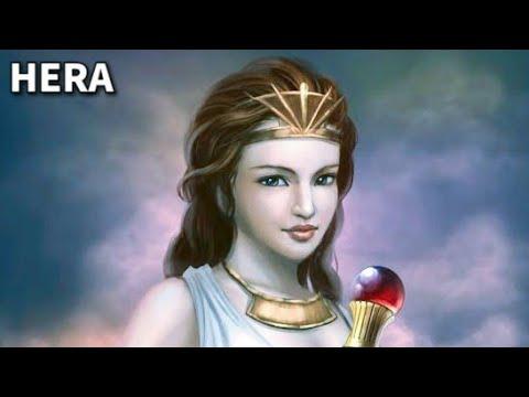 Kisah Dewi Hera , Ratu Para Dewa ( Mitologi Yunani )
