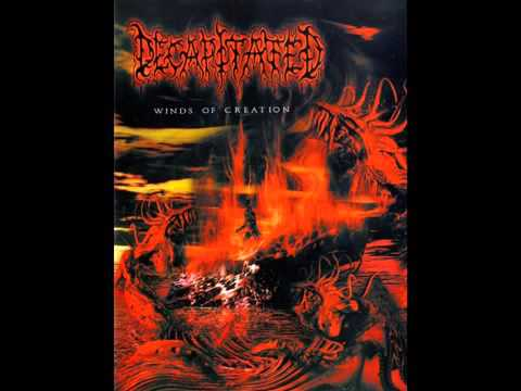 Decapitated Winds of Creation Full Album