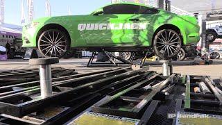 SEMA 2019! Hot Highlights with QuickJack & BendPak