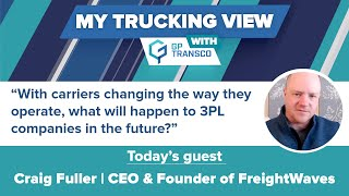 FreightWaves CEO: What will happen to 3PLs (third-party logistics companies)?