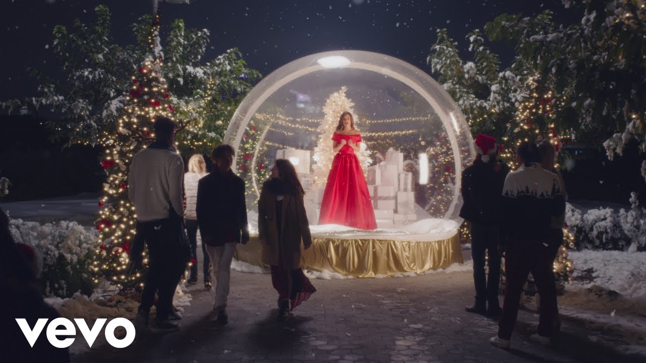 Lea Michele Christmas In New York Official Video Youtube