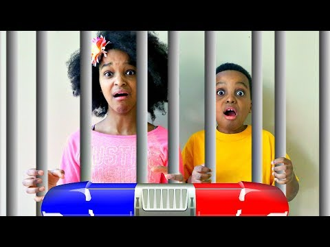 Thumbnail: Bad Baby Shiloh and Shasha IN JAIL?! - Epic Police Chase - Onyx Kids