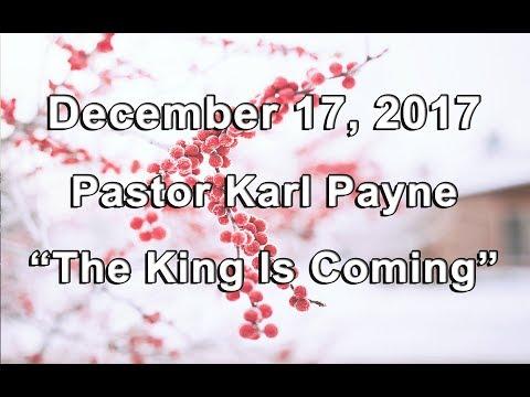 2017 12 17 Karl Payne