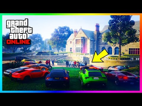 If Rockstar Does This In GTA Online It Will Change Freemode Lobbies FOREVER!
