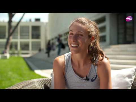 Johanna Konta   2017 Internazionali BNL d'Italia   Pre-Tournament Interview