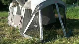 Tour my Coleman WeatherMaster 6 tent.