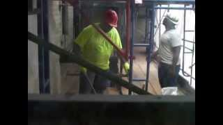 RANT NYCHA OF 2X ASBESTOS ABATEMENT (WORKERS DID NOT KNOW)
