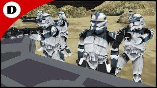 COMMANDER WOLFFE'S FINAL STAND - Men of War: Star Wars Mod