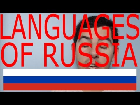 Languages of RUSSIA! (Languages of the World Episode 3)