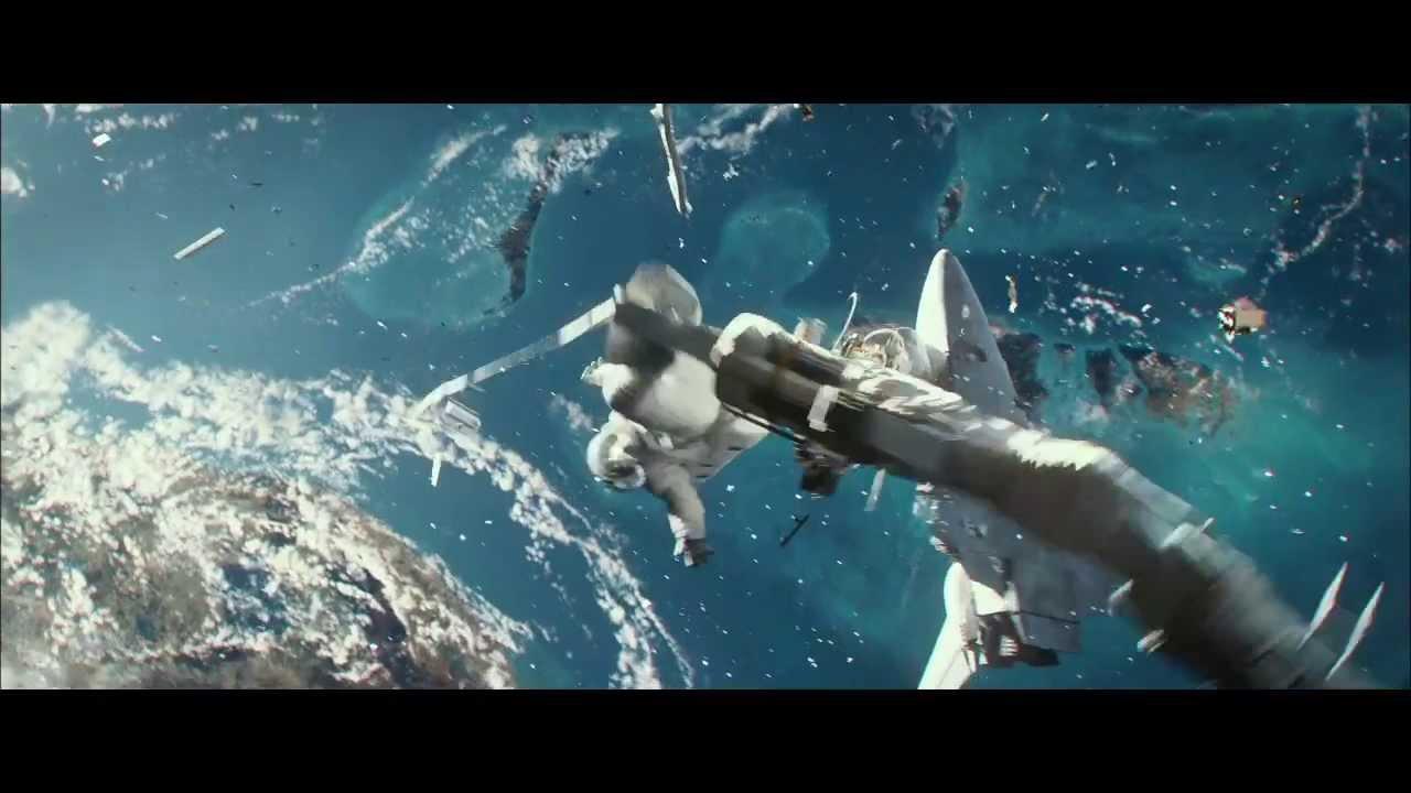 Gravity official movie trailer 2013 sci fi thriller film - Gravity movie 4k ...