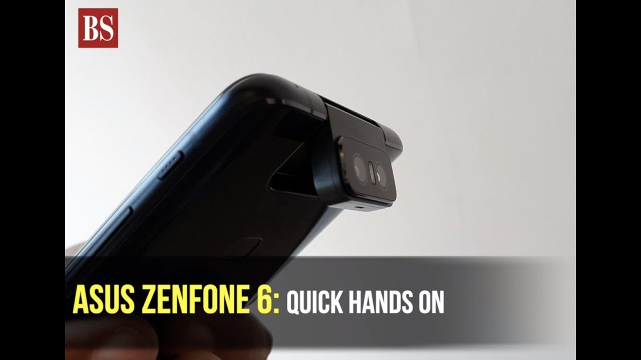 Asus Zenfone 6 with 48+13MP flip camera unveiled: Better