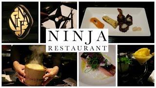 Ninja Themed Restaurant | Tokyo, Japan