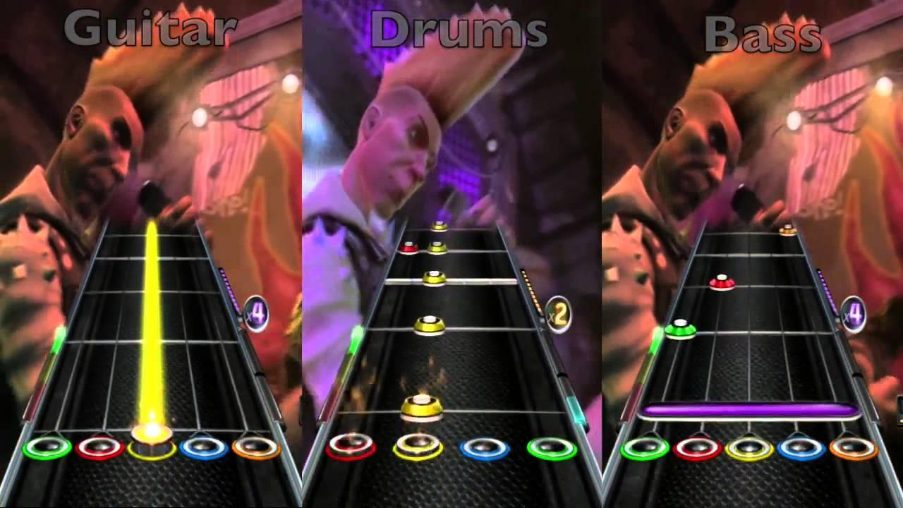 Guitar Hero Guitar Hero World Tour
