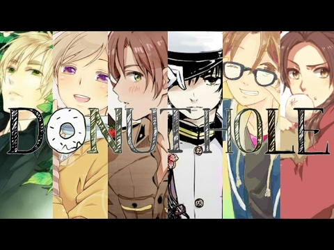 HETALIA CHORUS- Donut Hole (English Subs)